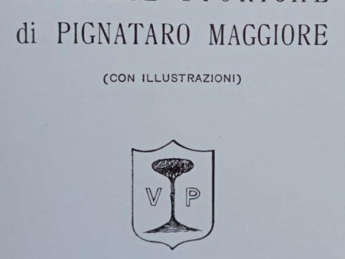 Le Memorie Storiche di Nicola Borrelli del 1940
