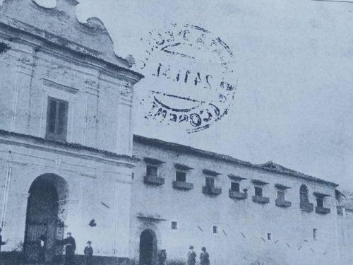 Come il titolo di Santa Croce passò dalla chiesetta al Convento