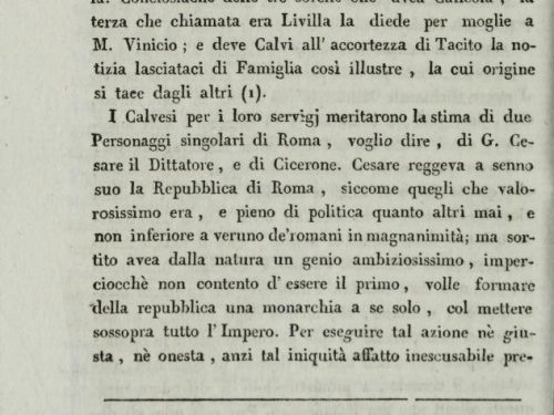 """Le """"Dissertazioni"""" del canonico Penna: un inesistente  plagio"""