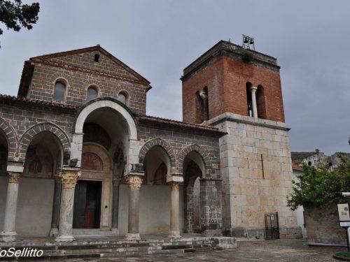 """Il """"Bizantino meridionale"""" della Basilica di Sant'Angelo in Formis"""