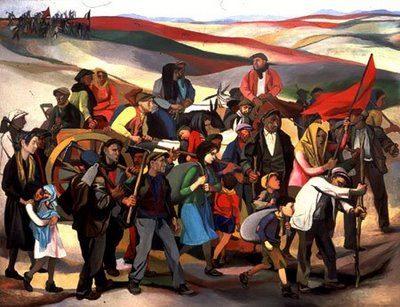 Le lotte contadine in provincia di Caserta nei primi anni della Repubblica