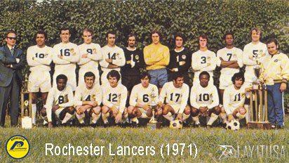 Sal De Rosa e i Lancers di Rochester