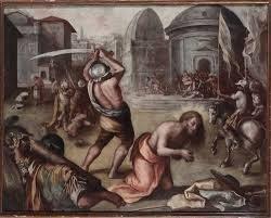 La decapitazione dei senatori capuani a Cales e Teano