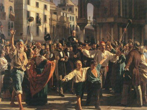 La resistenza dei patrioti calabresi nel giugno 1848