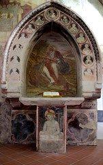 La quattrocentesca Cappella di Sant'Antonio Abate di Pantuliano