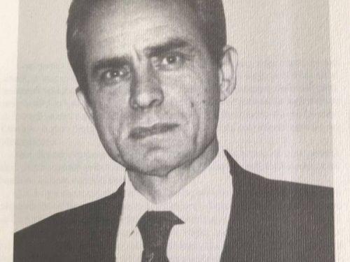 Carmine Cimmino,  educatore e storico socialista