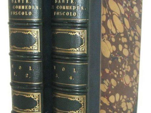 Mazzini e la Divina Commedia Illustrata da Foscolo