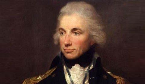 L'orrore della flotta inglese per il disonore di Nelson a Napoli